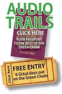 Green Chain audio trails – London walking trails