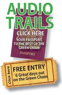 Green Chain audio trails – London walking trails