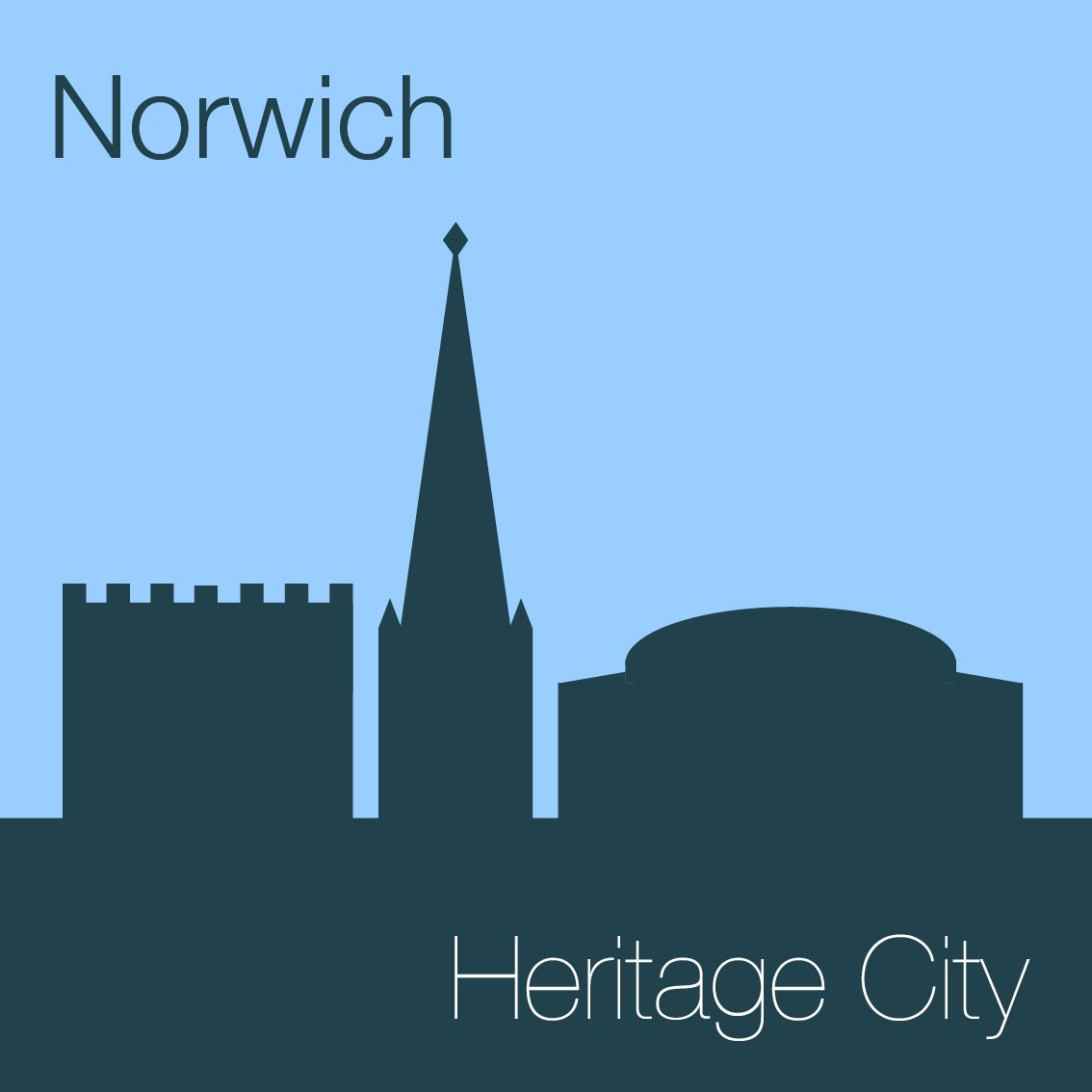 Norwich Heritage app – unlocking the city