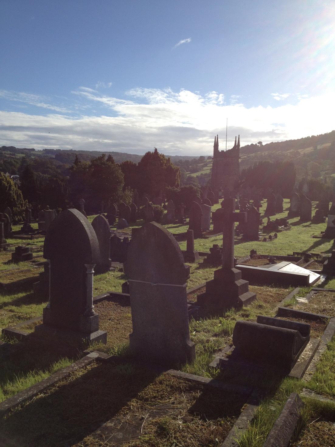 Churchyard learning