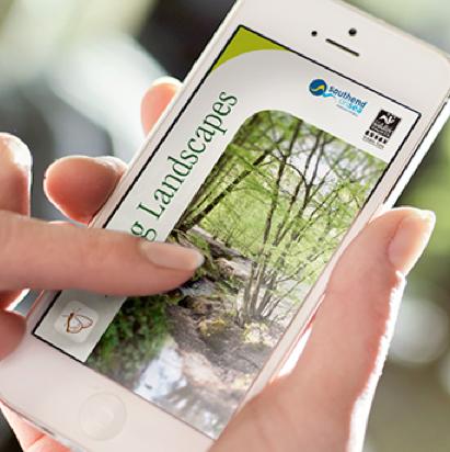Essex Living Landscape app