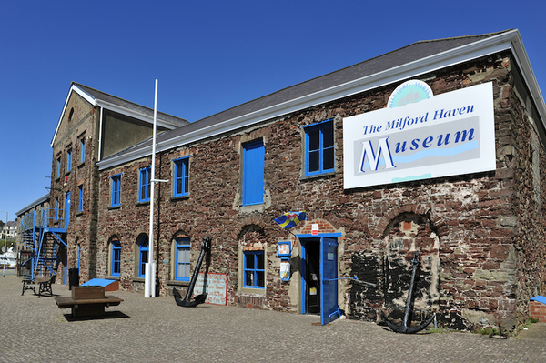 Milford Haven Museum audio trail