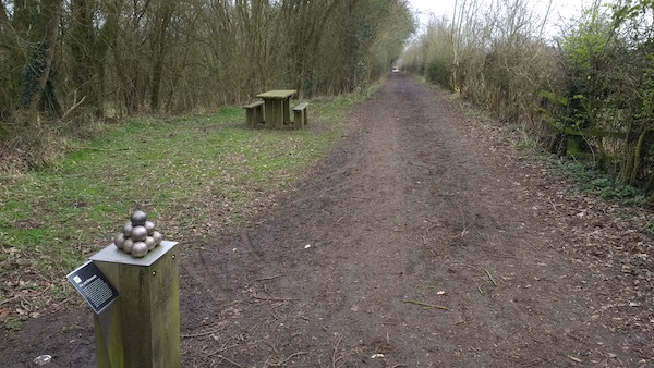Path on the Battle of Bosworth Trail