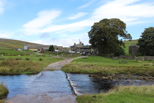Ravenseat sits nestled within the pillowy hills of Upper Swaledale