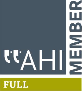 AHI Full member logo