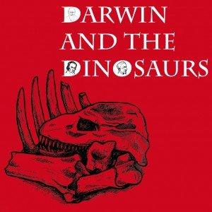 Darwin and the Dinosaurs audio trail album art